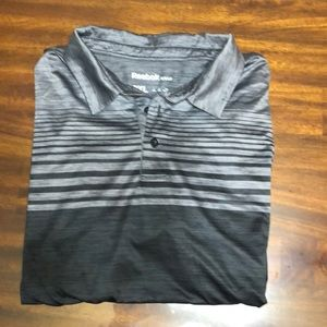 Men's Reebok golf shirt